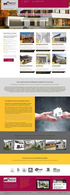 page web artisan